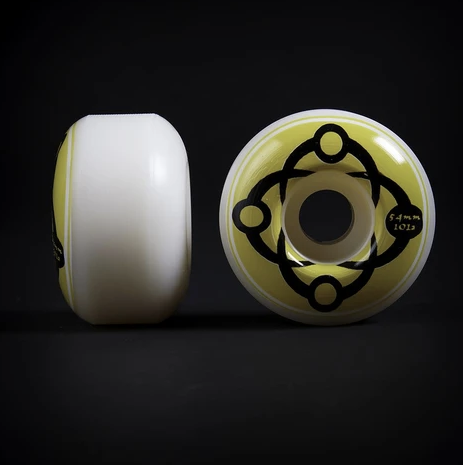 Satori Wheels Big Links / Yellow / 54mm