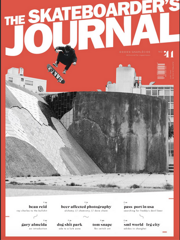 The Skateboarders Journal / Issue #41