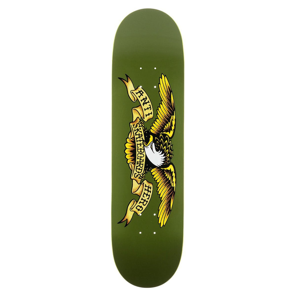 "Anti Hero Classic Eagle Deck 8.38"" - 335 Skate Supply"