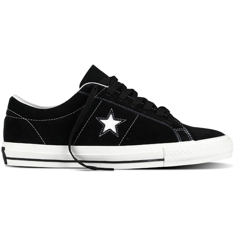Converse CONS One Star Low Blk/Wht - 335 Skate Supply