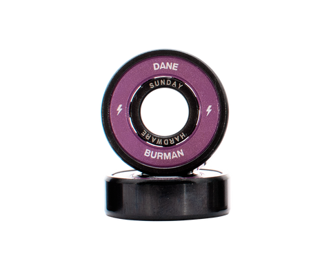 Sunday Dane Burman Pro Bearings