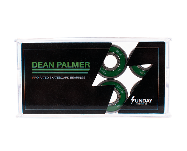 Sunday Dean Palmer Pro Bearings