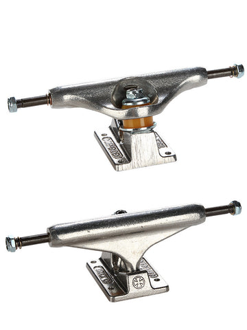 INDEPENDENT Trucks Stage 11 Polished Silver STD *SET* - 335 Skate Supply