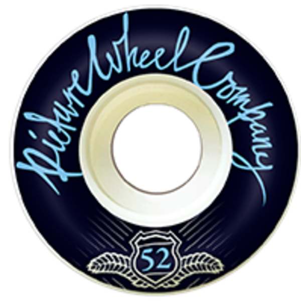 Picture Wheels Pop 99A - 335 Skate Supply