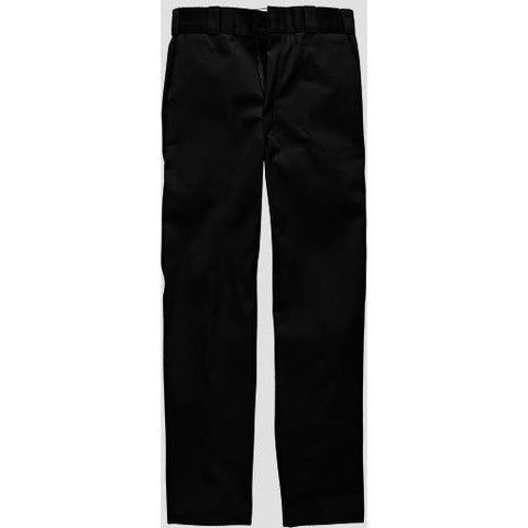 Dickies 873 Slim Straight Work Pant / Black