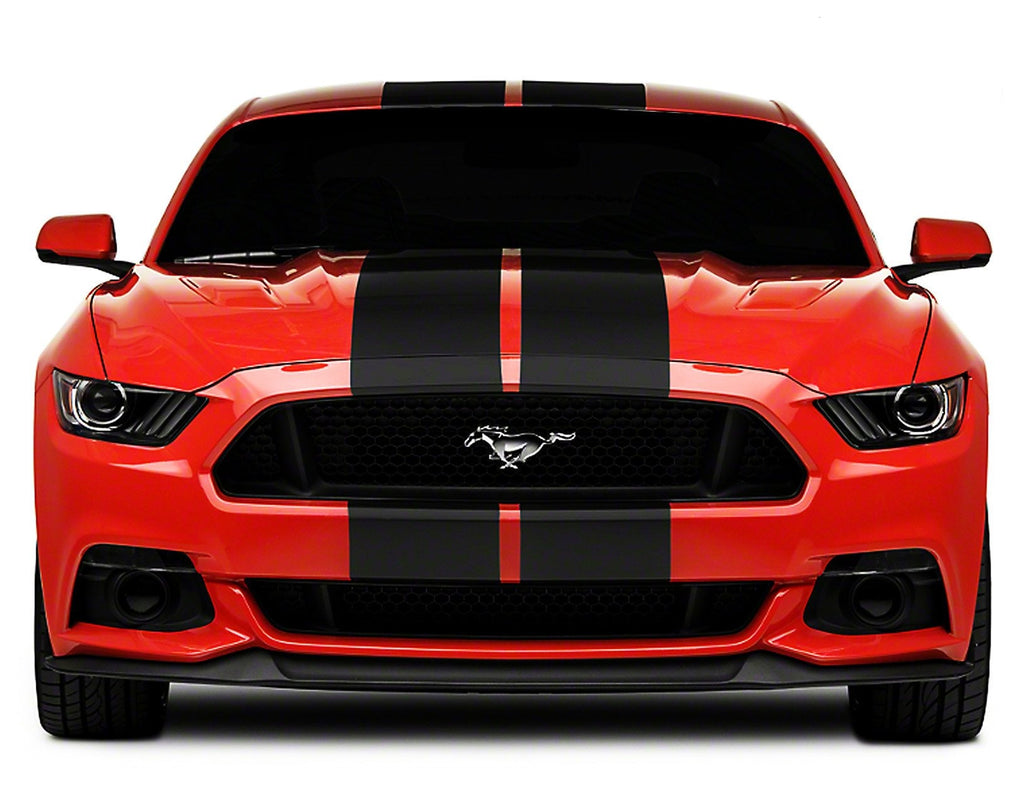 Mustang GT500 Style Stripe Kit - ztr graphicz