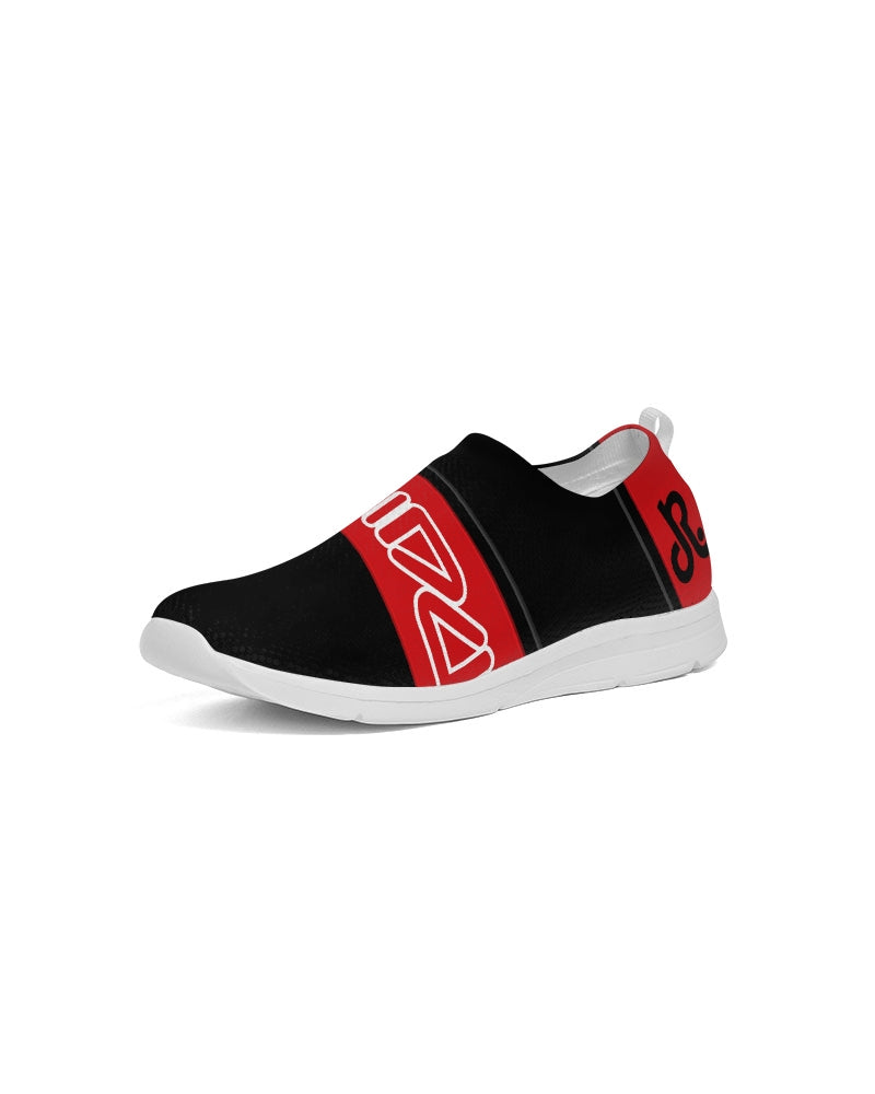 DDIIRO Men's Slip-On Flyknit Shoe