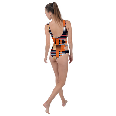 DDIIRO Side Cut Out Swimsuit