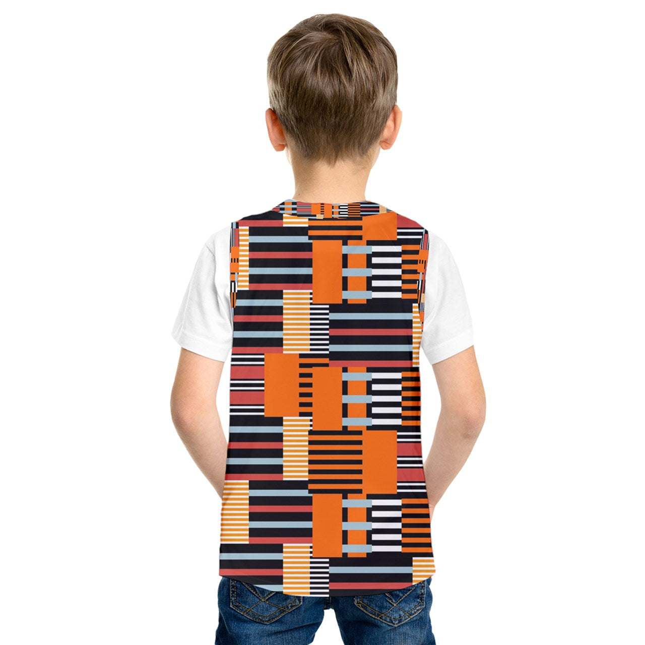 DDIIRO Kids' Basketball Tank Top