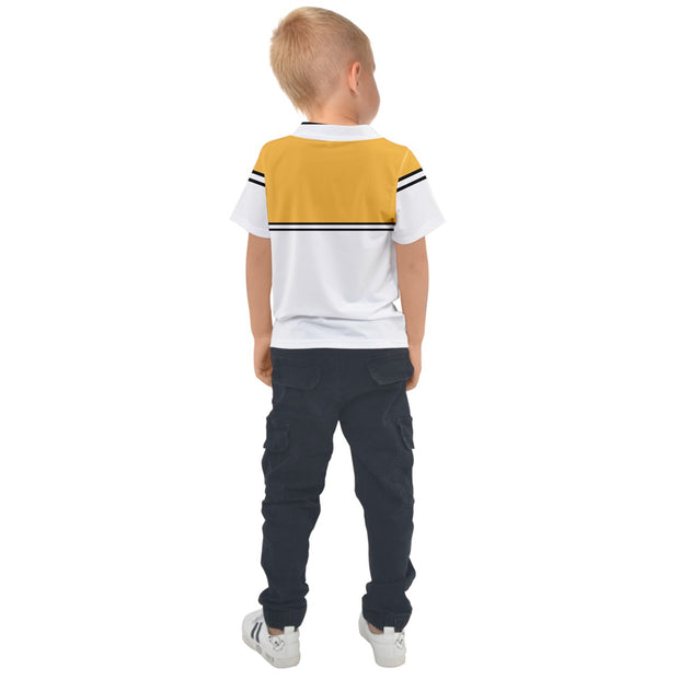 DDIIRO Kids' Sports Tee