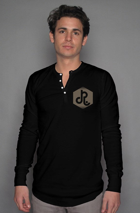 DDIIRO long sleeve henley