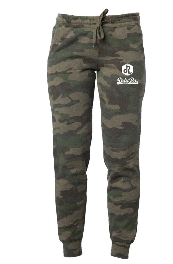 DDIIRO Womens Camo Sweatpants
