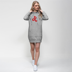 DDIIRO CLOTHING Premium Adult Hoodie Dress