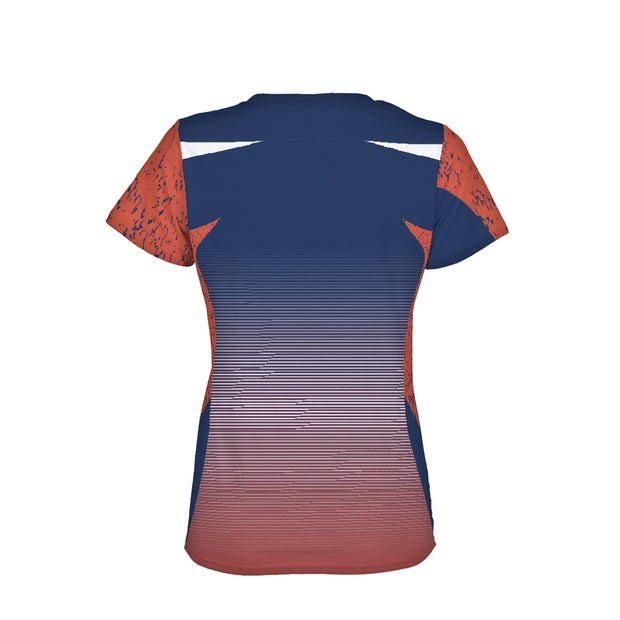 DDIIRO Athletic T-shirt Women's Tee