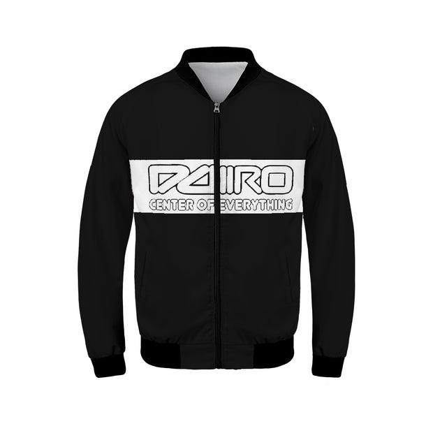 DDIIRO Men's T-shirt Men's Bomber Jacket