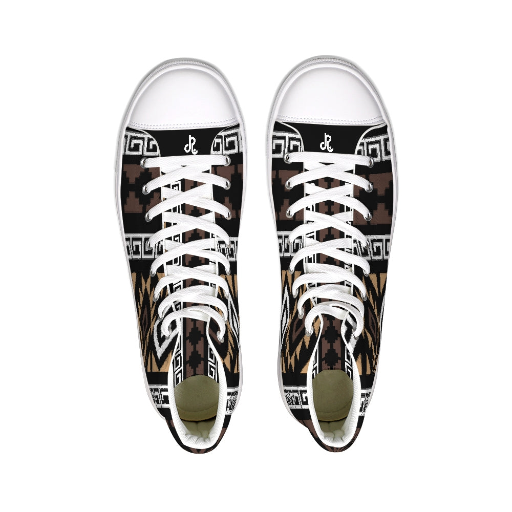 DDIIRO Hightop Canvas Sneakers