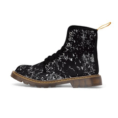 DDIIRO Men's Canvas Boots