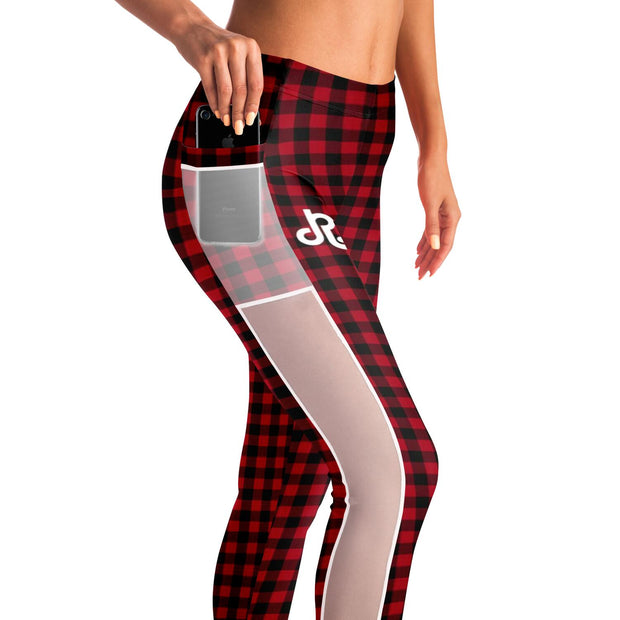 DDIIRO Pocket Leggings