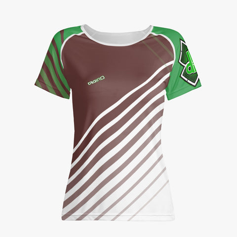 DDIIRO Athletic Women T-shirt