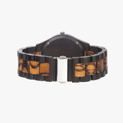 DDIIRO Ebony Wooden Watch