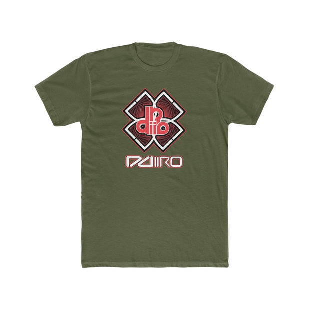 DDIIRO Men's Cotton Crew Tee