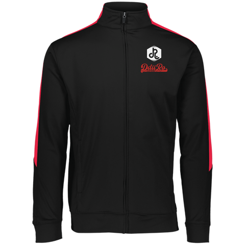DDIIRO Performance Colorblock Full Zip