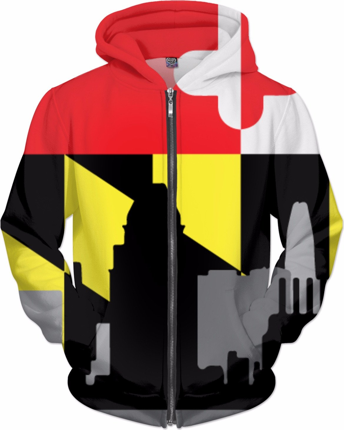 DDIIRO Baltimore Hoodies