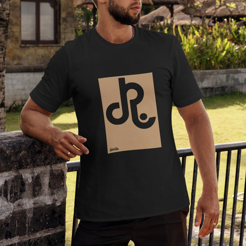 DDIIRO Unisex Premium Cotton Regular Tee