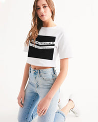 DDIIRO Women's Cropped Tee