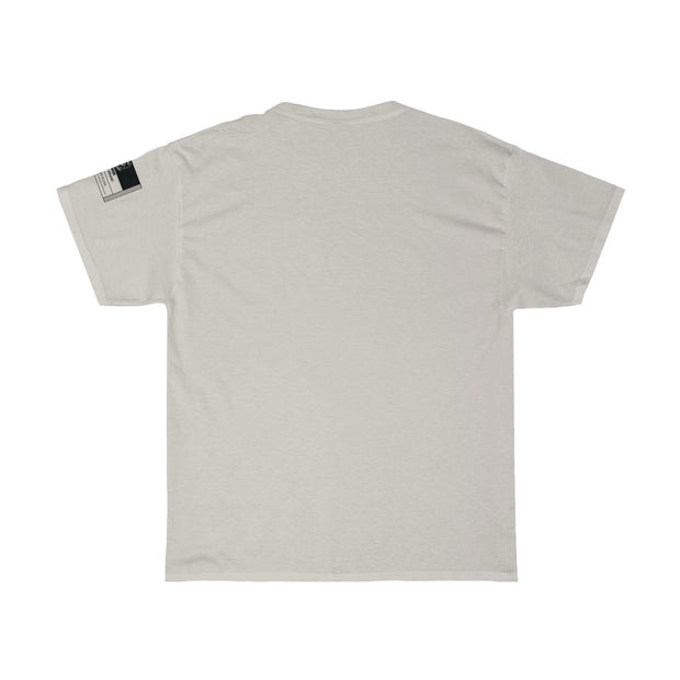 DDIIRO Unisex Heavy Cotton Tee