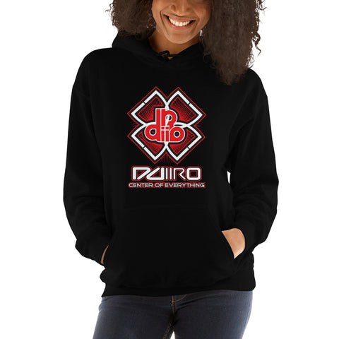 DDIIRO Athletic Hooded Sweatshirt