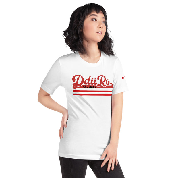 DDIIRO Short-Sleeve Unisex T-Shirt