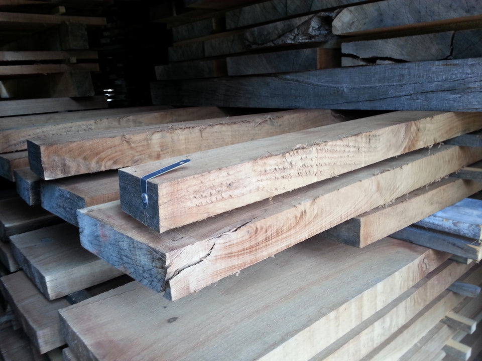 "Walnut - 8/4, 4-8"", 12' - 208bf - SKU877"