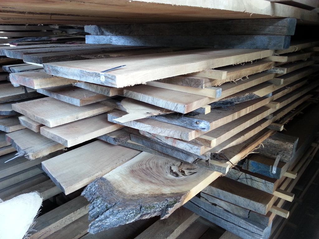 "Walnut - 3/4, 11"", 12-18' - 342bf - SKU875"