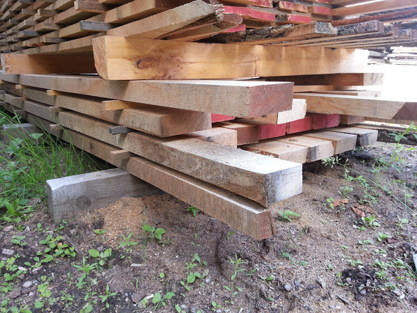 "Red Oak - 8/4, 4-6"", 10' - 200bf - SKU491"