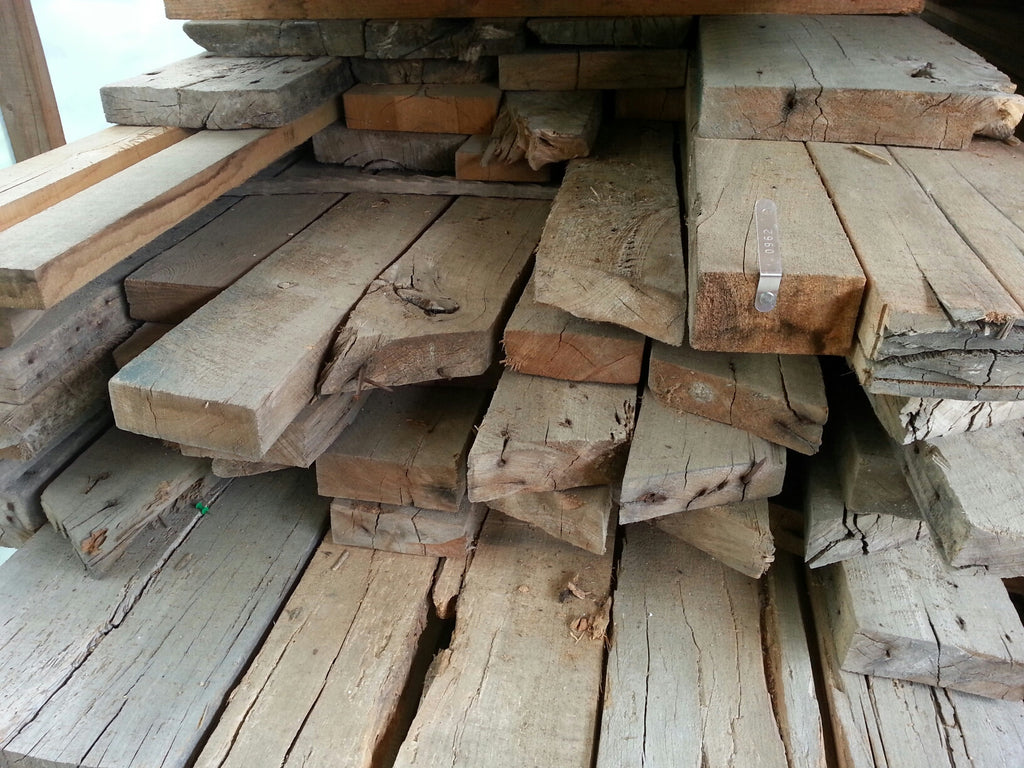 "Antique Elm 8/4 X 4""-12"" X 7'-14' - 630 bft - SKU962"