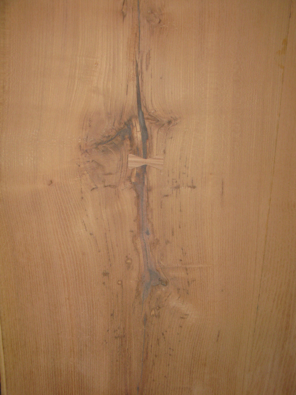 Incomplete Black Locust Slab Table Top
