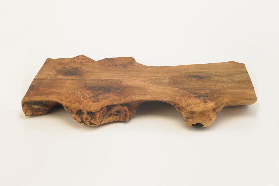 Burl Serving Tray