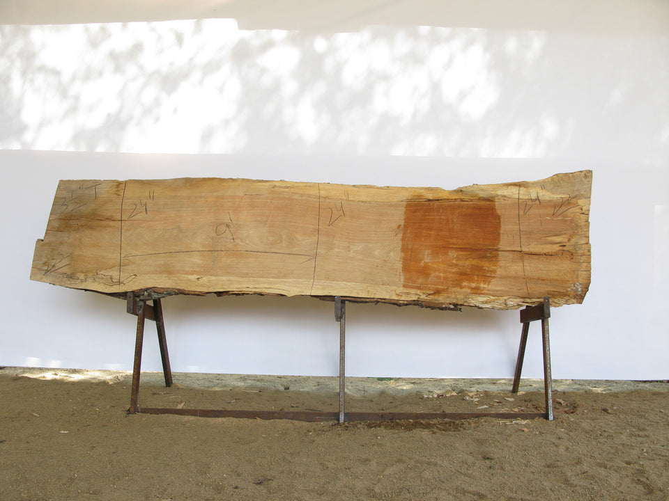 "Spalted Maple B Slab 3.5"" x 24"" x 9' SPM-222"