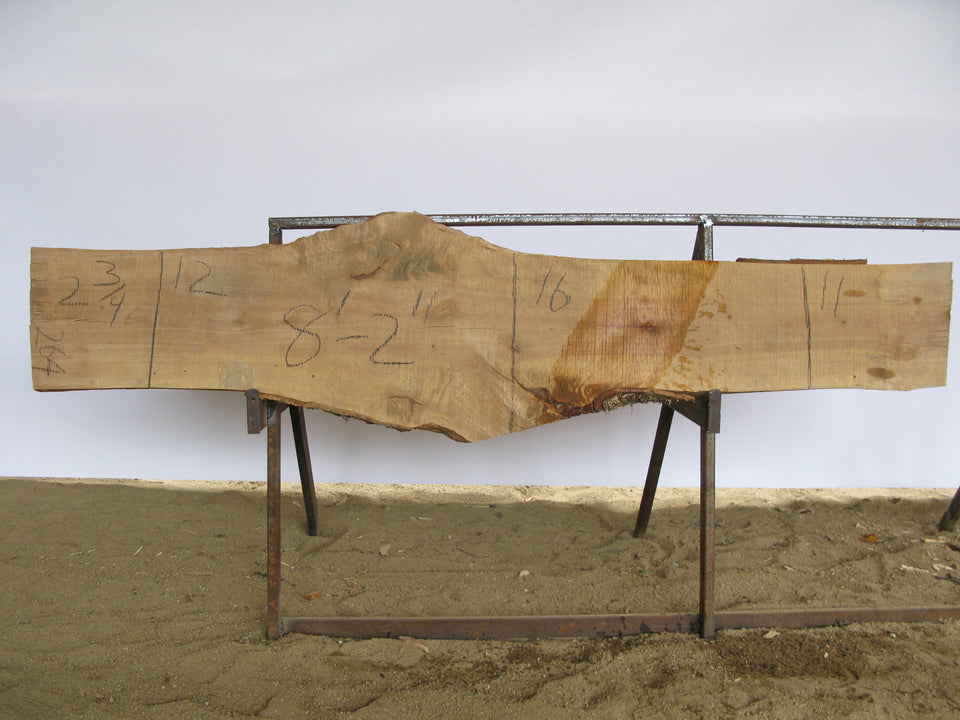 "Birch A Slab 2.75"" x 13"" x 8.17' BIR-264"