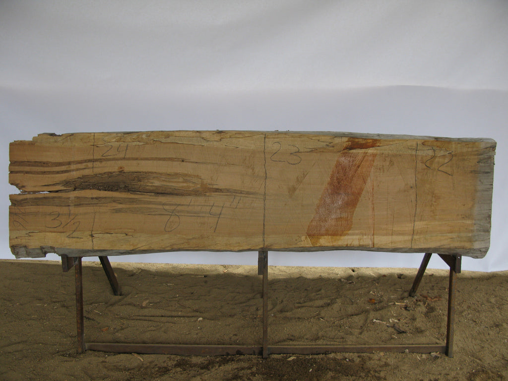 "Maple C Slab 3.5"" x 23"" x 8.33' SPM-266"