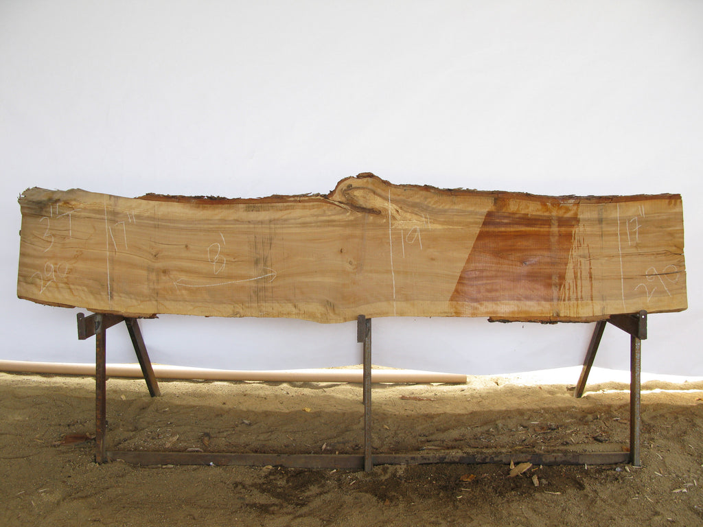 "Birch A Slab 3"" x 18"" x 8' BIR-290"