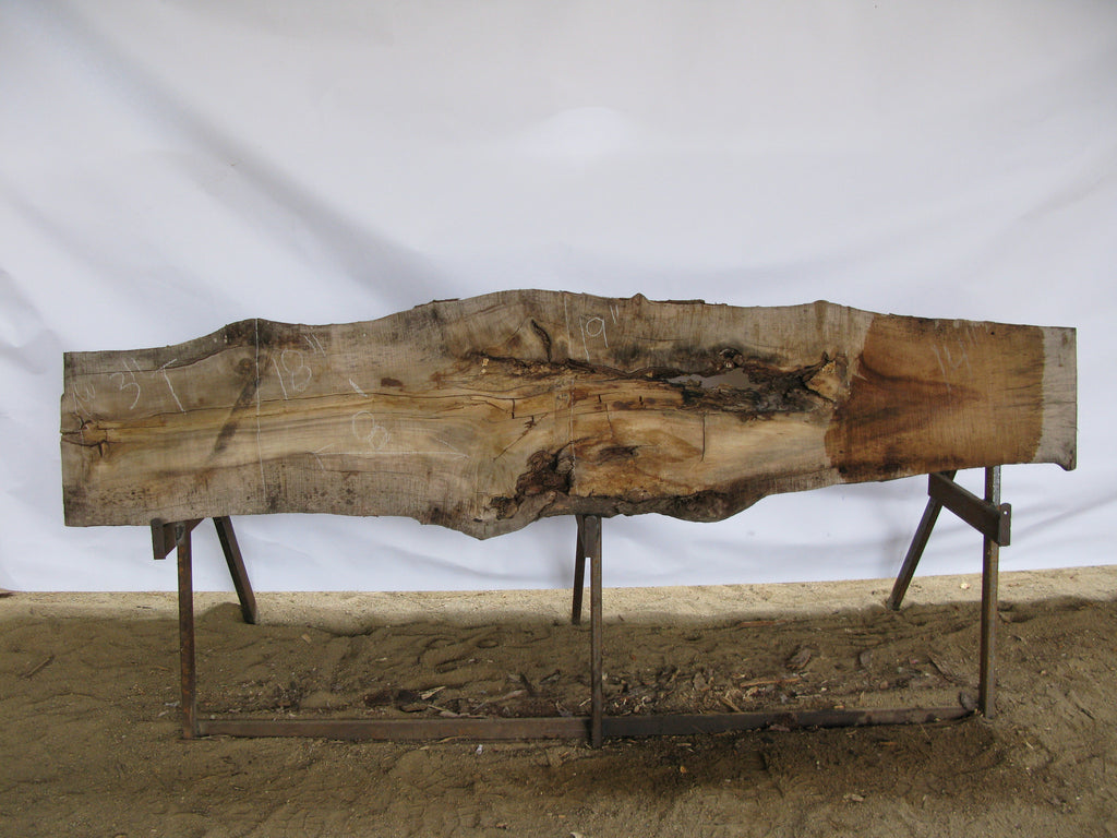 "Maple C Slab 3"" x 17"" x 8' SPM-324"