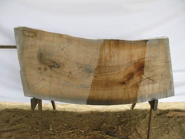 "Maple B Slab 3"" x 21"" x 4' MAP-409"