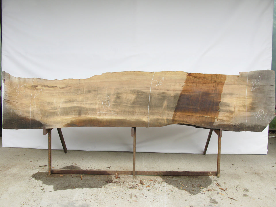 "Maple A Slab 3"" x 26"" x 10' SPM-463"