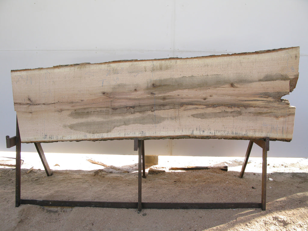 "Red Oak Slab 3"" x 24"" x 7.5' RO-741"