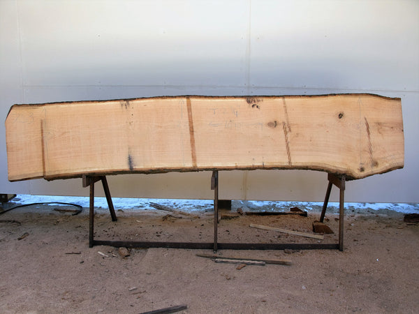 "Red Oak Slab 3"" x 23"" x 10.5' RO-753"