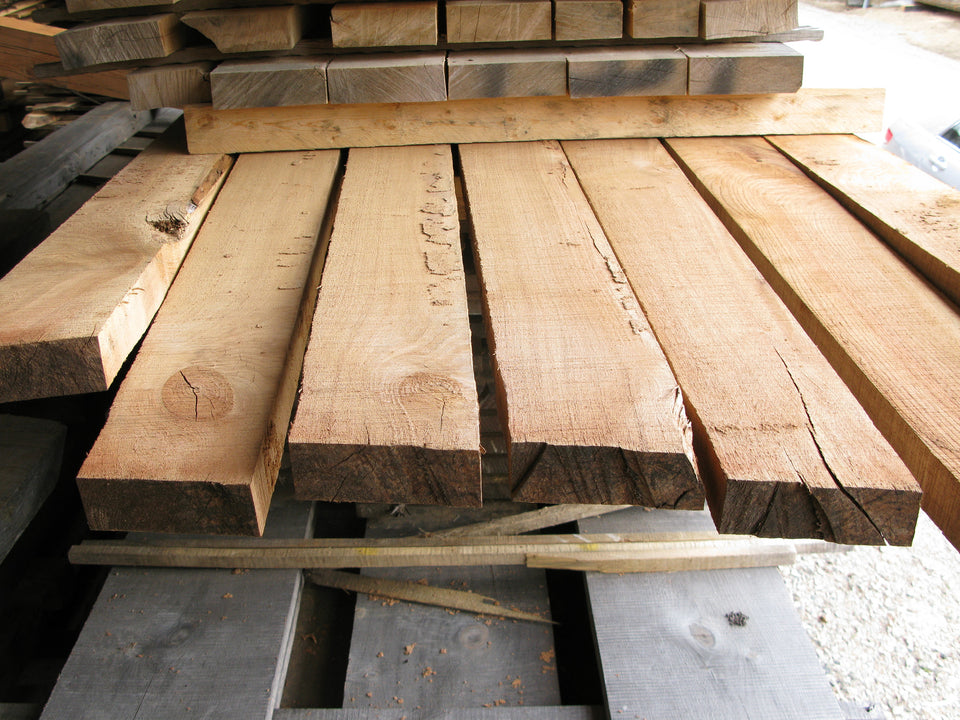 "Walnut, Quartersawn - 8/4, 5.5"", 12' - 80bf - SKU854"