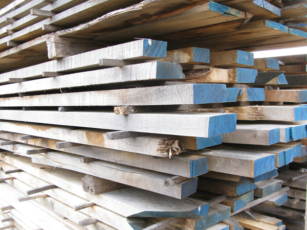 "Red Oak - 8/4, 4-8"", 8-10' - 462bf - SKU835"