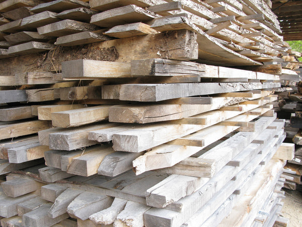"Ash, Antique, Quartersawn - 8/4, 4-8"", 9' - 300bf - SKU907"